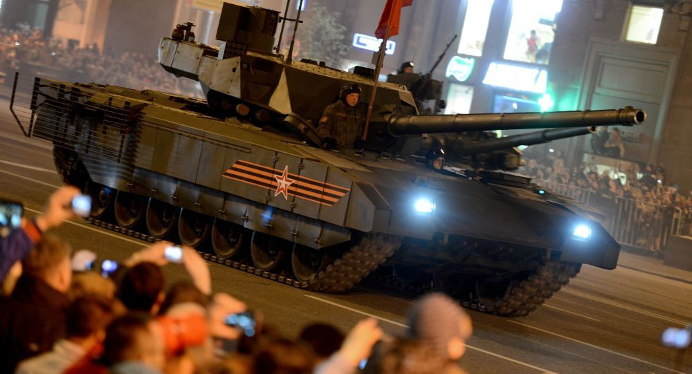 戦車「アルマータ」