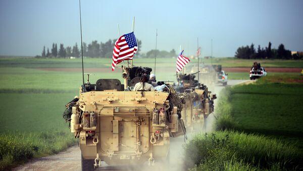 米国の兵士、シリアで(アーカイブ) - Sputnik 日本