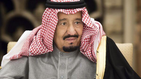 サウジアラビアのサルマン国王(アーカイブ写真) - Sputnik 日本