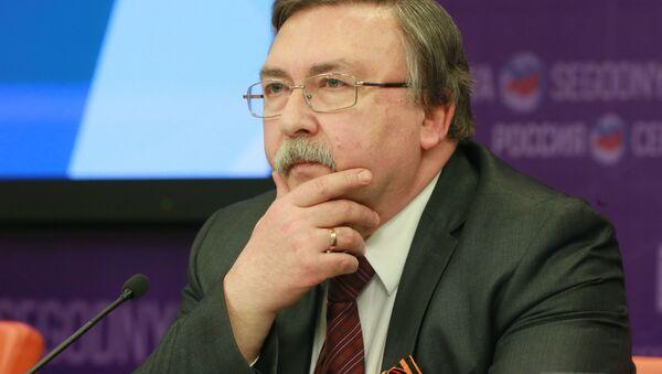 在ウィーン国際機関代表部のミハイル・ウリヤノフ露常駐代表 - Sputnik 日本