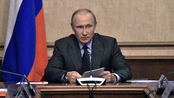プーチン大統領 【アーカイブ写真】 - Sputnik 日本