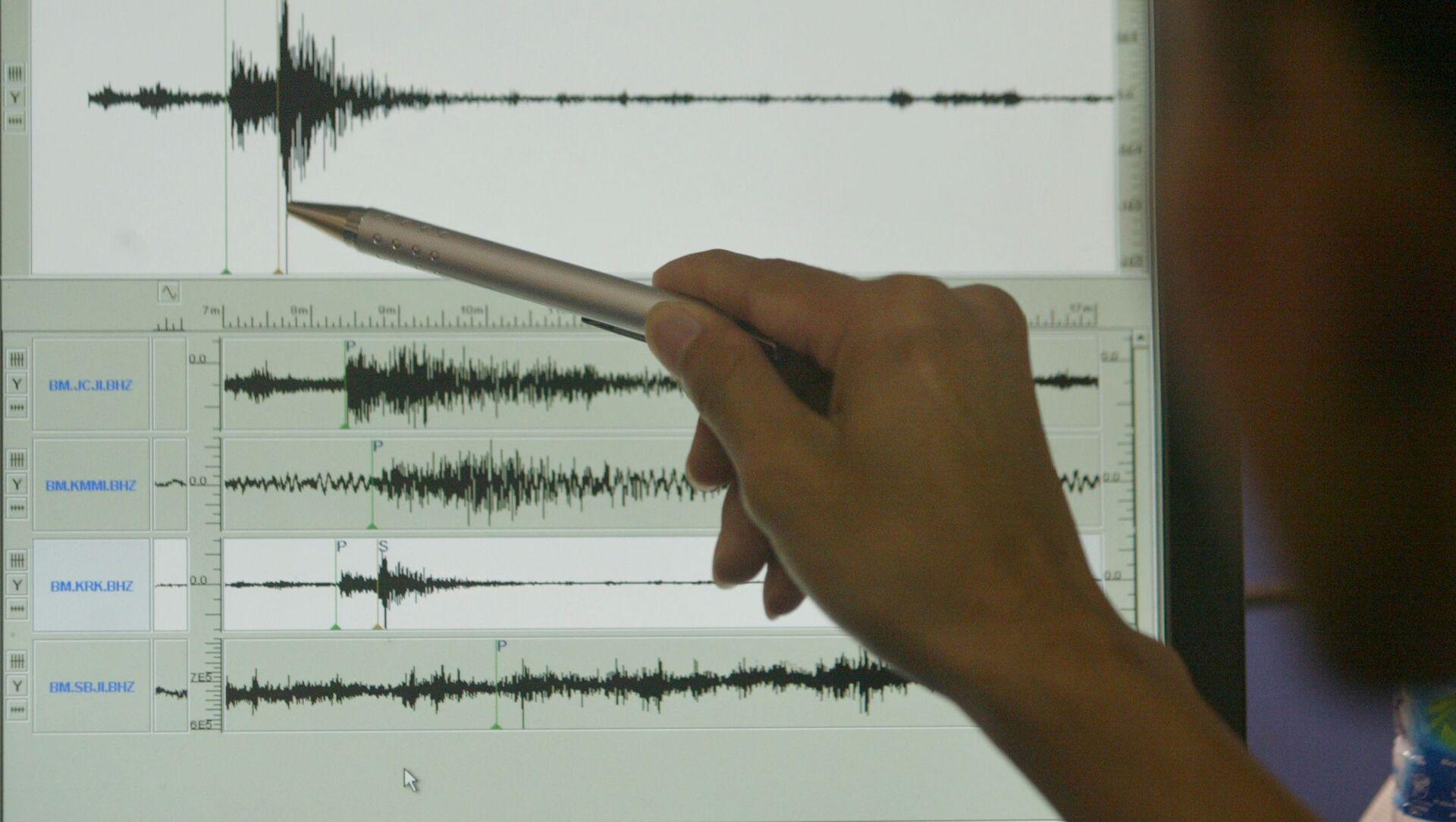 地震計 - Sputnik 日本, 1920, 29.09.2021