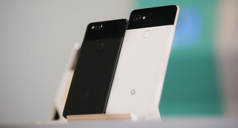 スマートフォン「Pixel 2」「Pixel 2 XL」