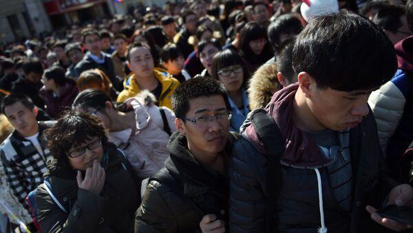 中国、2027年ごろまでに人口最多国から転落へ 国連推計 - Sputnik 日本