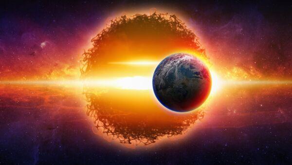 惑星と星(絵) - Sputnik 日本