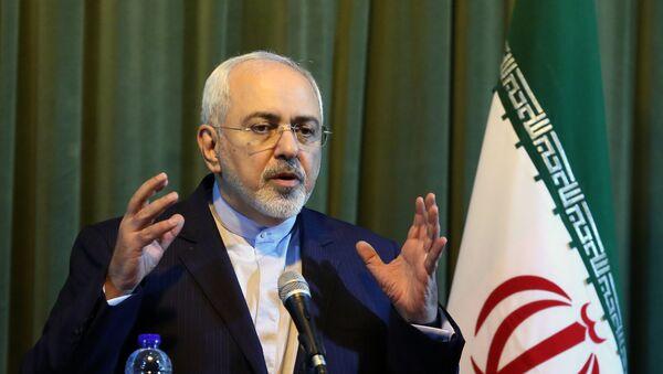 イランのザリフ外相 - Sputnik 日本