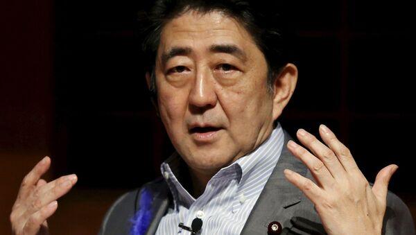安倍氏「夢のような2週間」 サッカーW杯、日本代表に感謝 - Sputnik 日本