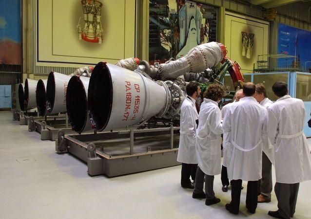 RD-180エンジン