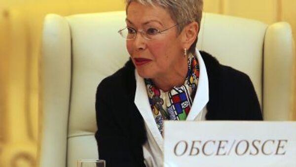 ウクライナ担当のOSCE特使ハイディ・タグリアヴィニ氏 辞任表明 - Sputnik 日本