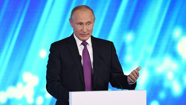 プーチン大統領、北朝鮮を尊敬するよう呼びかけ - Sputnik 日本