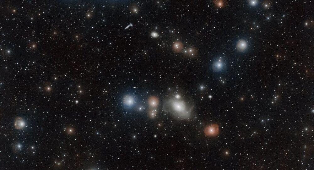 ろ座の銀河NGC 1316