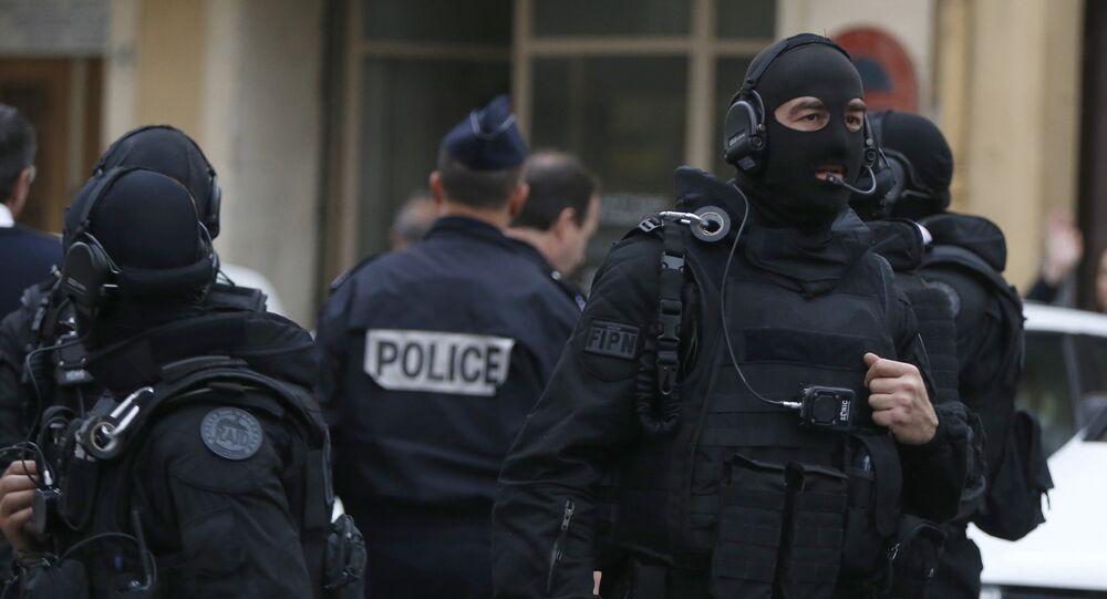 フランス警察の特殊部隊RAID