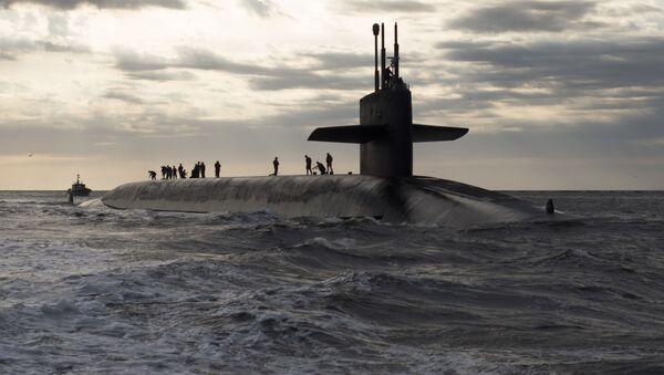 ロードアイランド原子力潜水艦 - Sputnik 日本