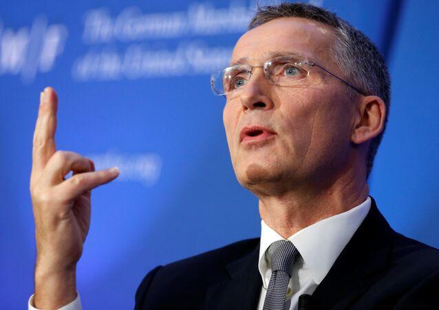 NATOのイェンス・ストルテンベルグ事務総長