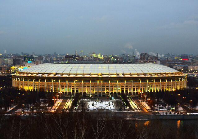 サッカーロシア杯のメインスタジアム 60年間の変容の歴史
