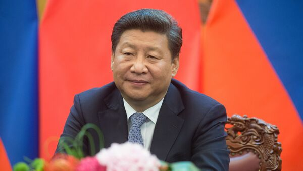中国の習主席 - Sputnik 日本