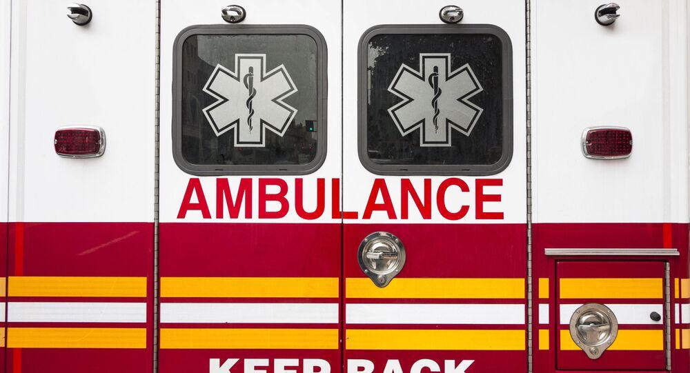 米国の救急車