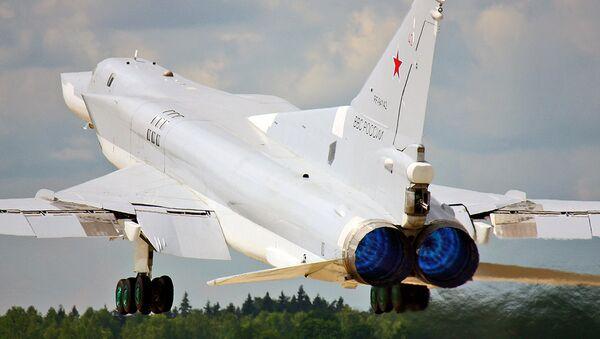 Tupolev Tu-22M3 - Sputnik 日本