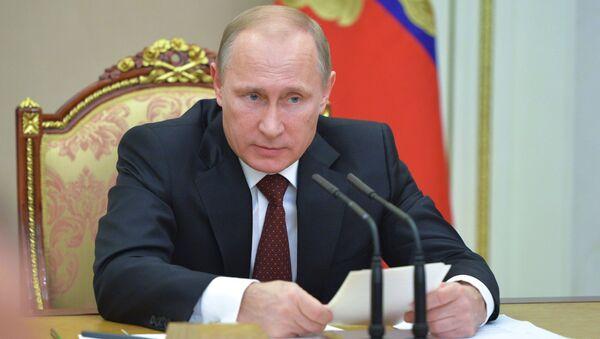 プーチン氏 - Sputnik 日本