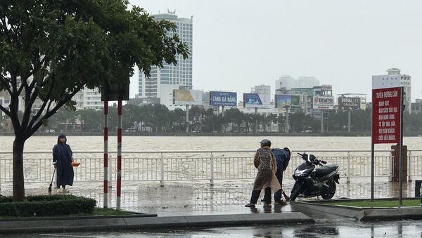 新台風 ベトナムに接近か - Sputnik 日本