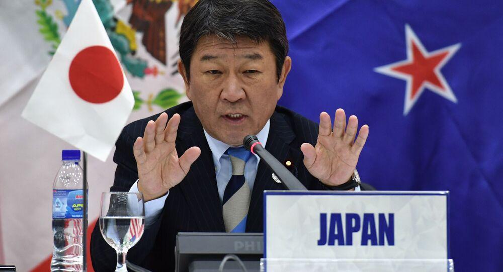 茂木経済再生大臣