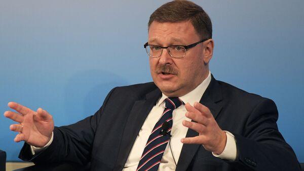 露上院国際問題委員長のコサチョフ氏 - Sputnik 日本