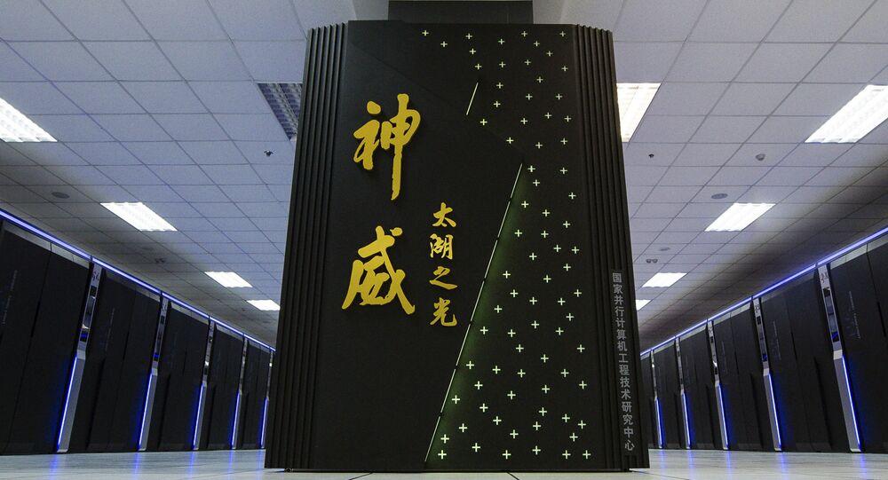 中国の「Sunway TaihuLight(神威・太湖之光)」