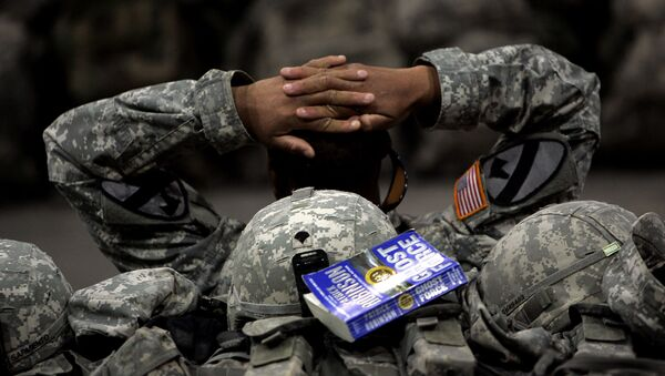 米軍決定で精神的な問題のある兵士も入隊可能に どのようなリスクが考えられるか - Sputnik 日本