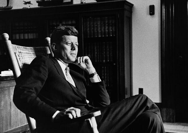 米ケネディ元大統領