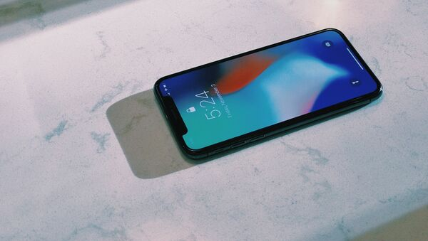 iPhone X - Sputnik 日本
