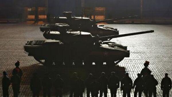 ロシアの最新戦車「アルマータ」 - Sputnik 日本