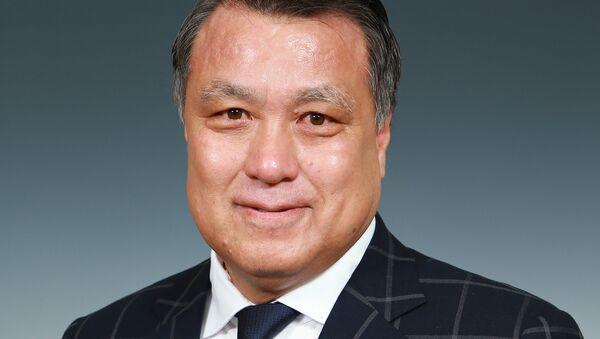 日本サッカー協会会長・田嶋幸三氏 - Sputnik 日本