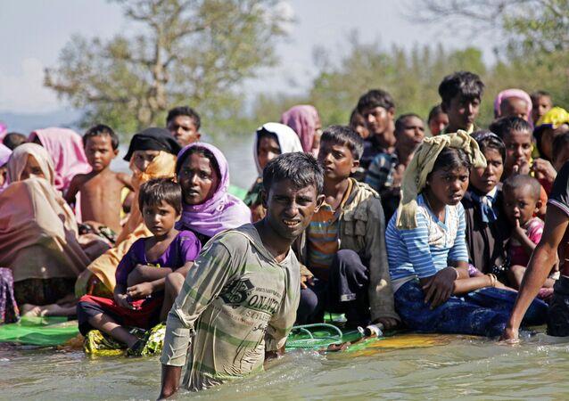ミャンマー・バングラデシュ、ロヒンギャ帰還問題で合意 「2カ月以内に開始」