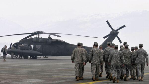 ペンタゴンがヨーロッパへの大規模な部隊展開を準備している - Sputnik 日本