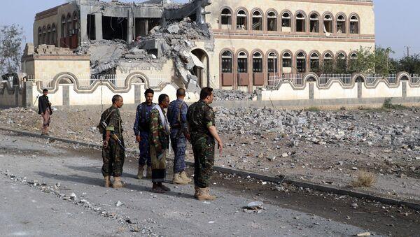 内戦が続くイエメン - Sputnik 日本