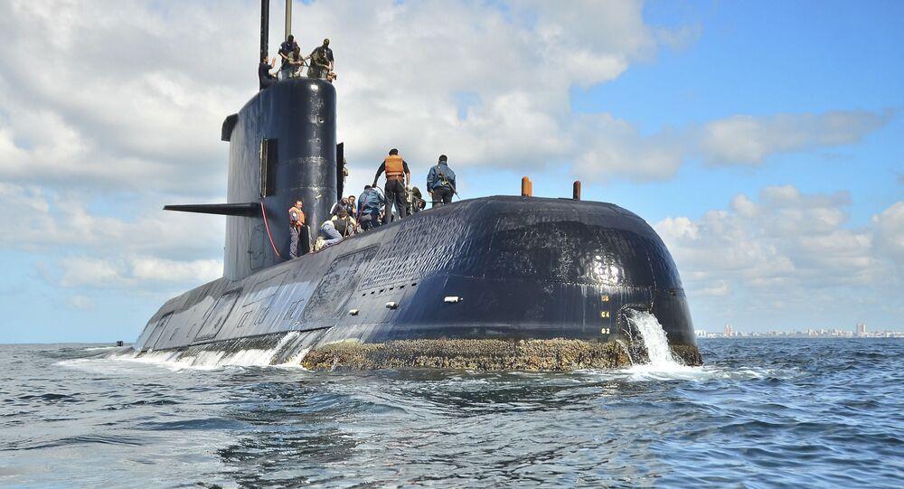 潜水艦「サンフアン」