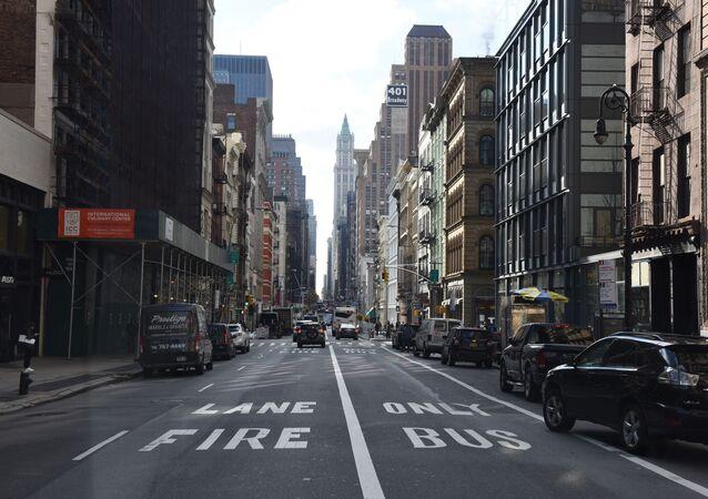 米ニューヨーク