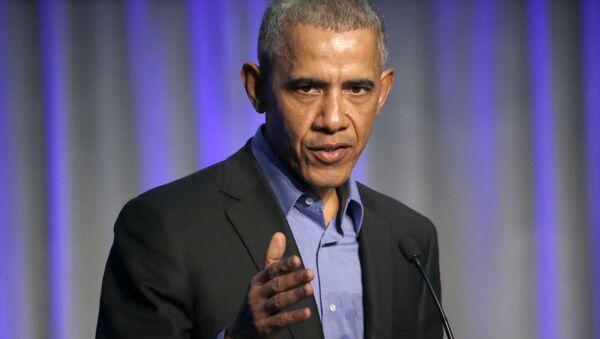 オバマ氏 - Sputnik 日本