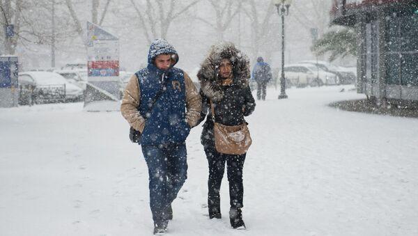 ロシア北部に冬の到来 - Sputnik 日本