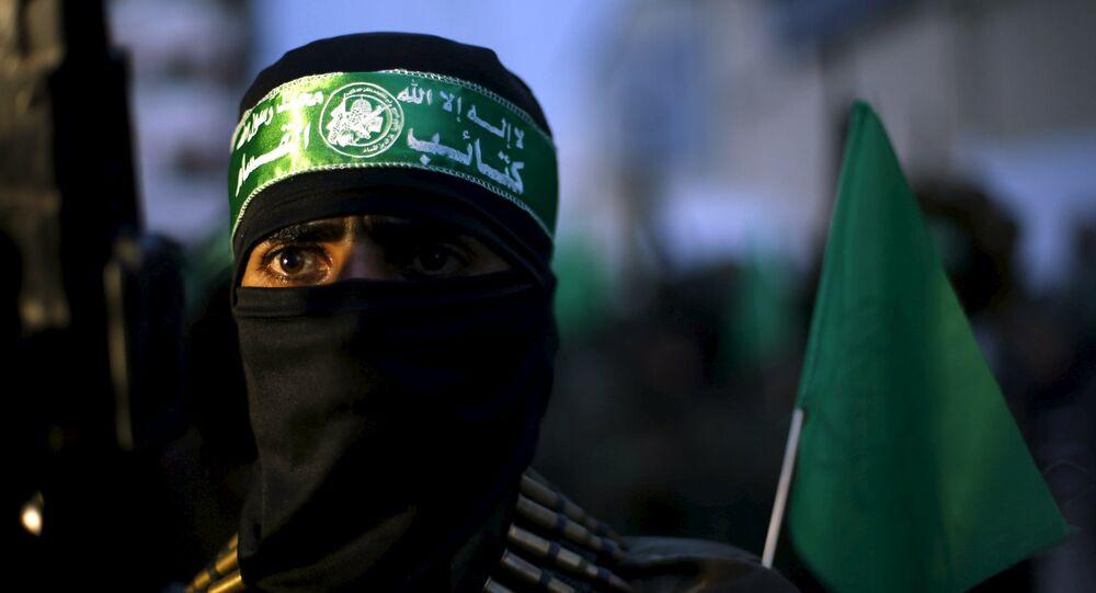 イスラム原理主義組織「ハマス」(アーカイブ)