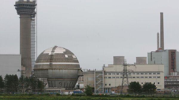 原子力施設 - Sputnik 日本