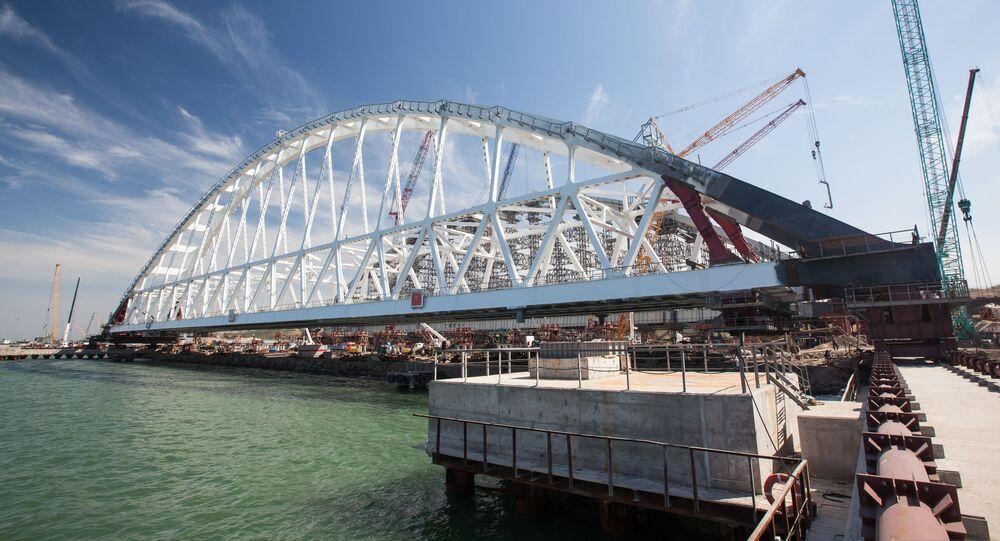 ロシア最長の橋に自動交通制御システム設置へ