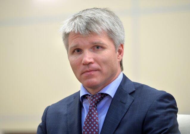 ロシアのパーヴェル・コロブコフ・スポーツ相