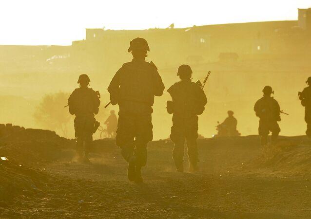 米国、中東に7000人の兵士派遣か メディア報道