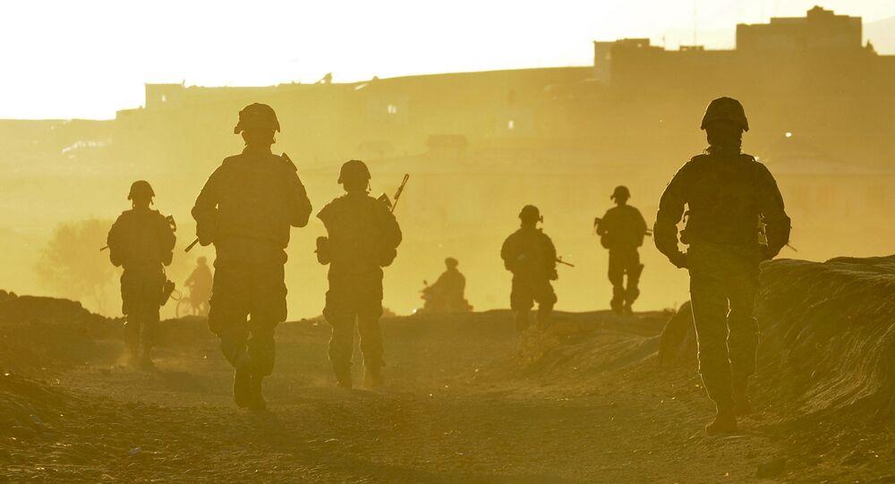 アフガニスタンで米国人拉致