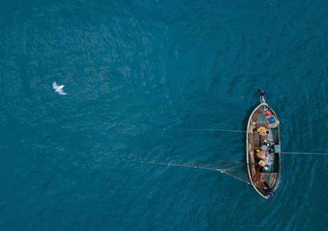 インドネシア沖 漁船の衝突事故で17人行方不明