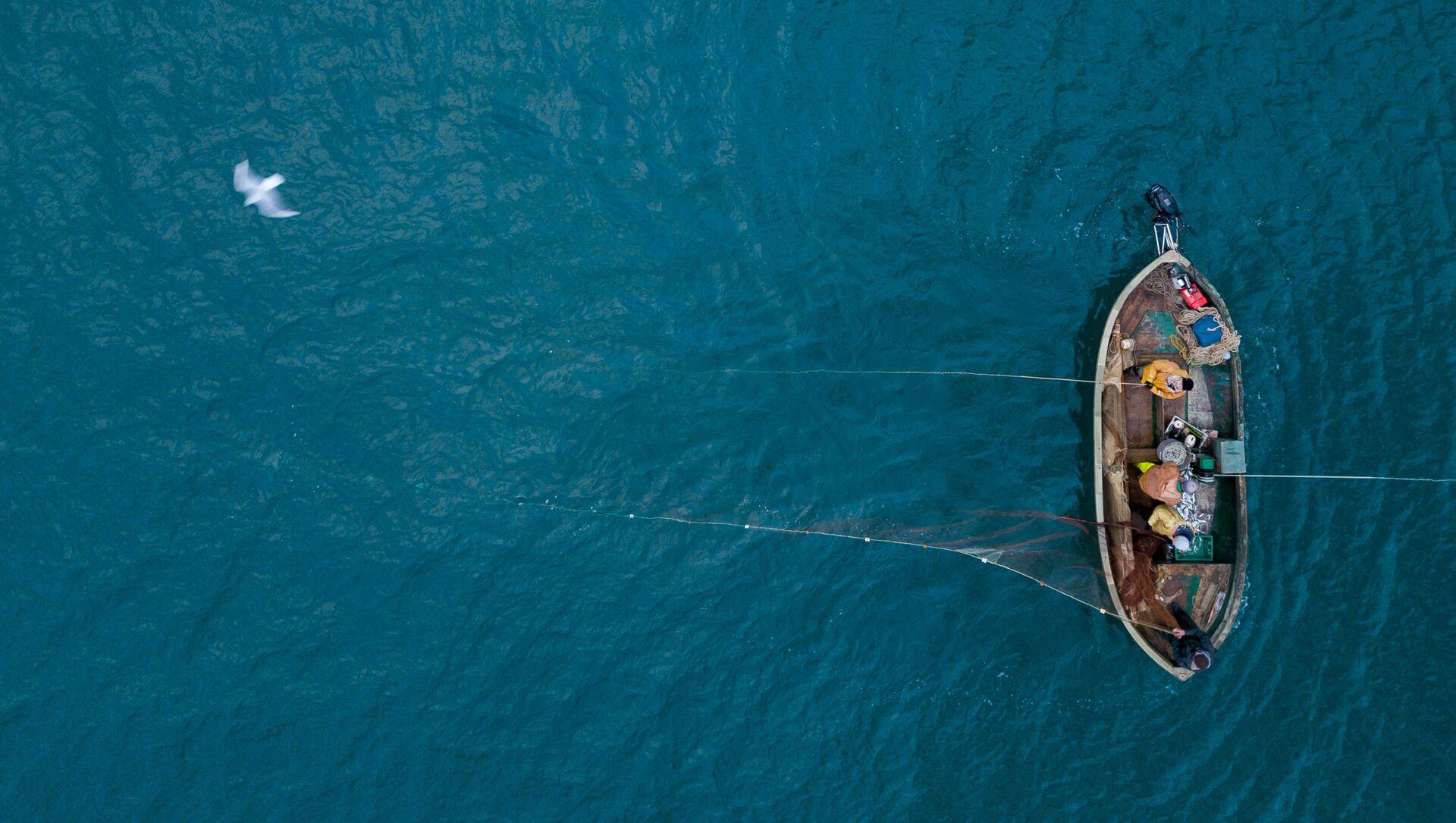 インドネシア沖 漁船の衝突事故で17人行方不明 - Sputnik 日本, 1920, 04.04.2021