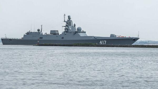 Фрегат Адмирал флота Советского Союза Горшков - Sputnik 日本