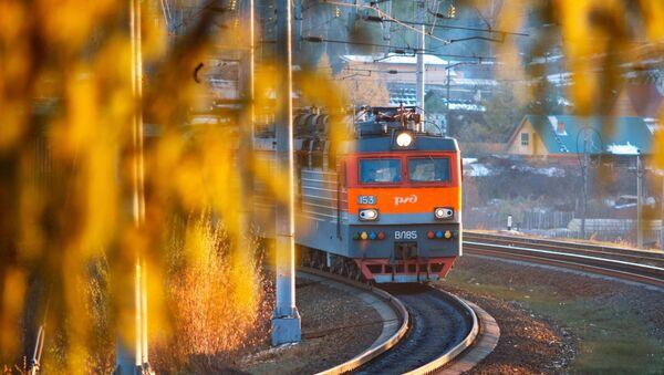 ロシア鉄道 今年日本に代表事務所を開設 副代表取締役 - Sputnik 日本