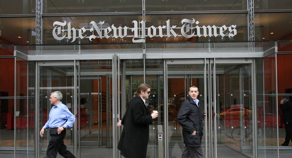 ニューヨーク・タイムズ(NYT)